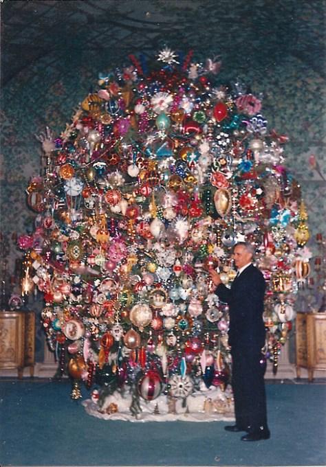 Harold Lloyd Christmas Tree