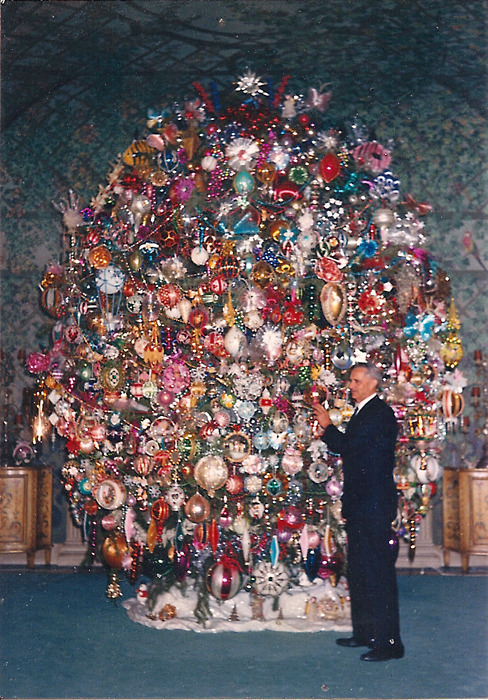 Harold Lloyd Christmas Tree