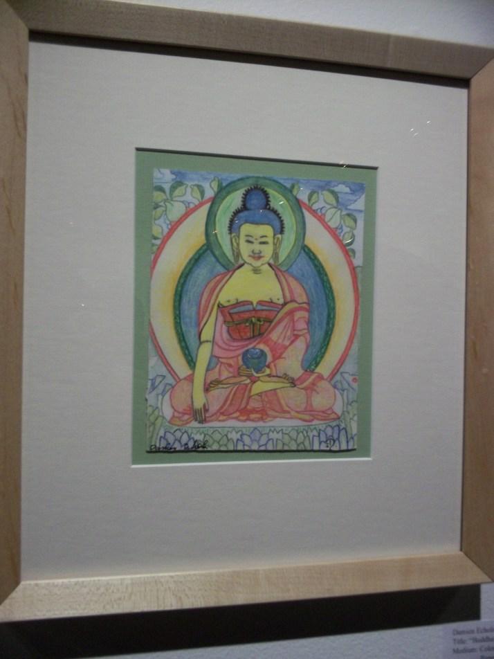 Rainbow Buddha Series By Damien Echol