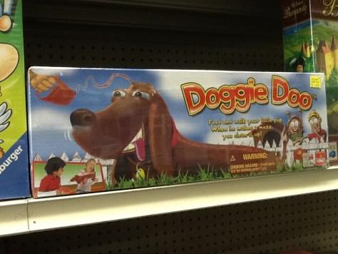 Doggie Do Game