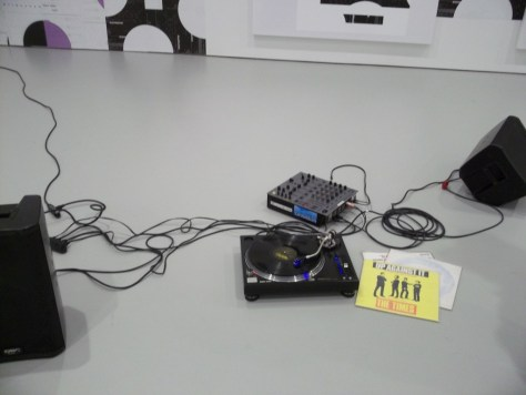 Michael Riedel Powerpoint Turntable