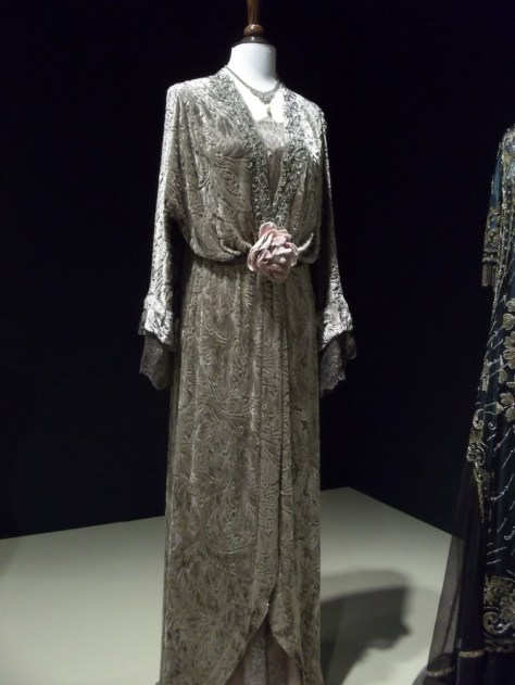 Bowers Costumes Grey Gown