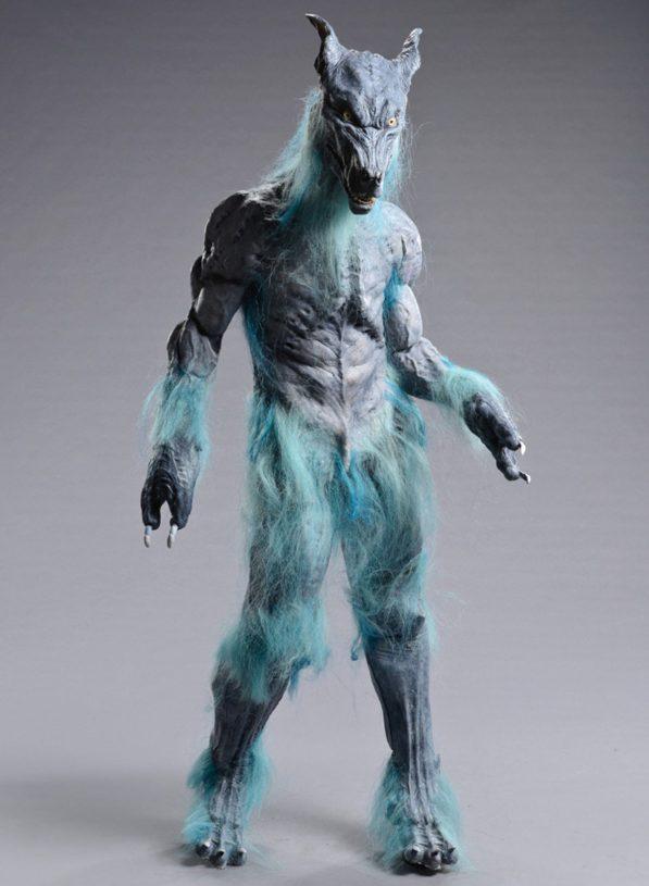 kris and wayne werewolf creature 407