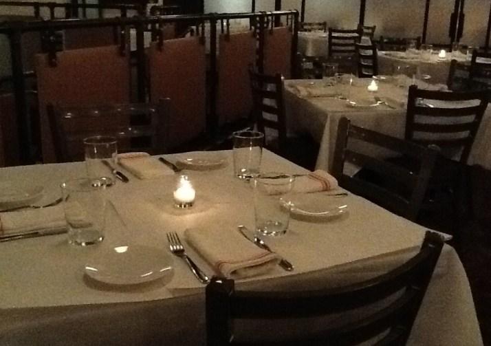 Prandial Tables