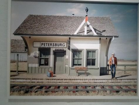 Train Depot Photo