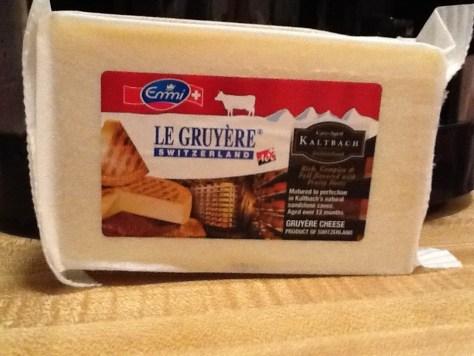 Emmi Guyere Cheese