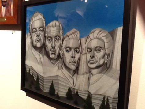 Goodfellas Cast Mt Rushmore Tribute