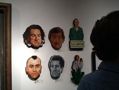 Robert DeNiro Character Heads