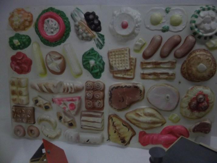 Miniature Play Food