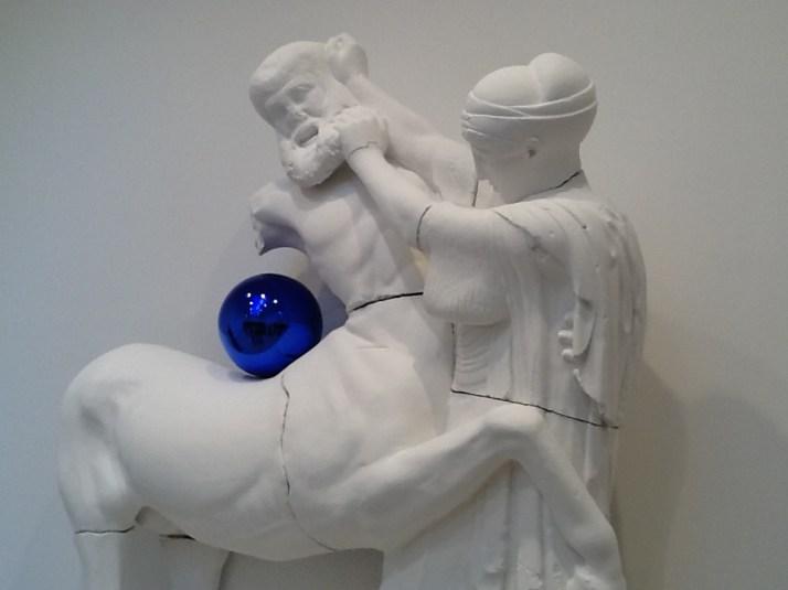 Gazing Ball Centaur