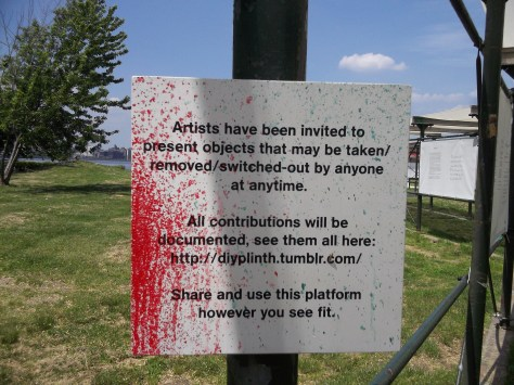 Do It Outside Artists Statement
