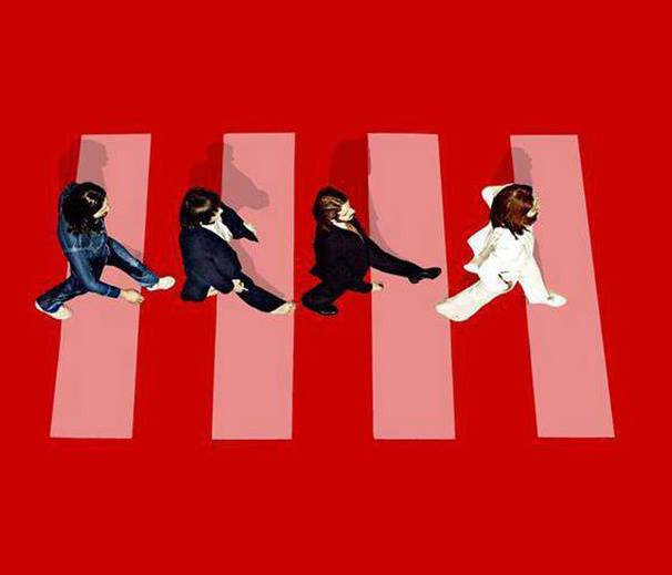 Abbey Road Marriage Equality