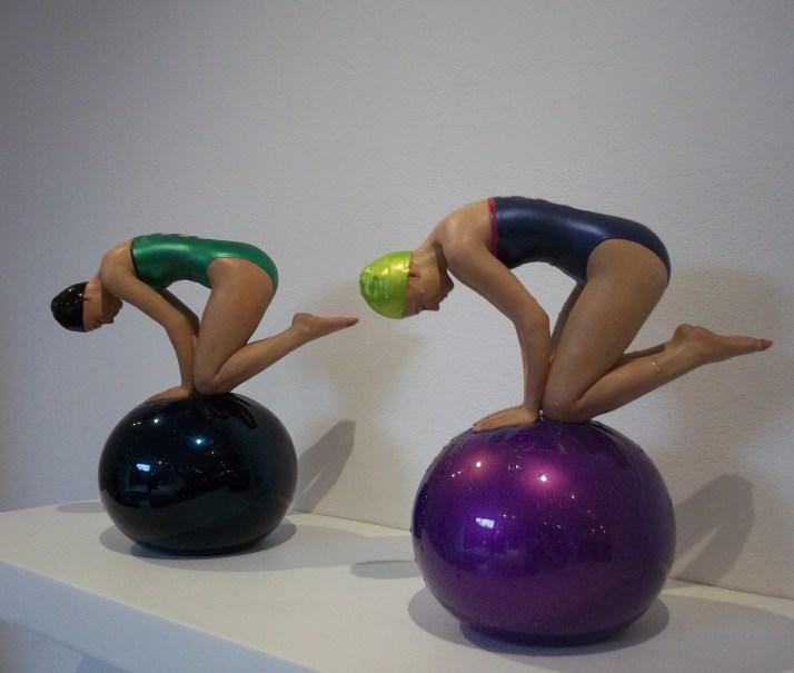 Feuerman Swimmers Balancing 2