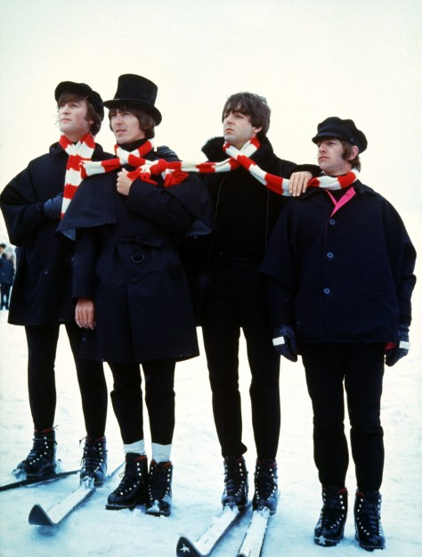 Help Beatles in Austria