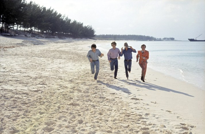 Help Beatles on the Beach