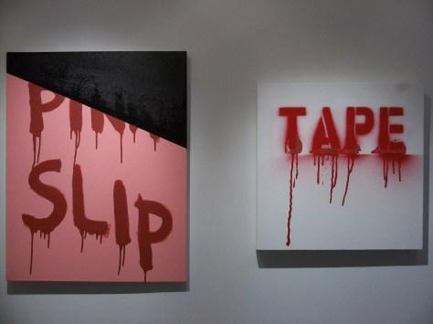 Kempner Pink Slip Tape