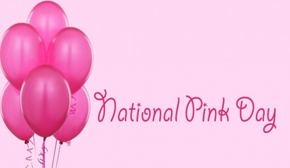 National Pink Day Balloons