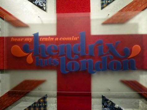 Hendrix Experience in London