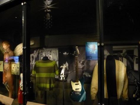 Kurt Cobain Green Sweater