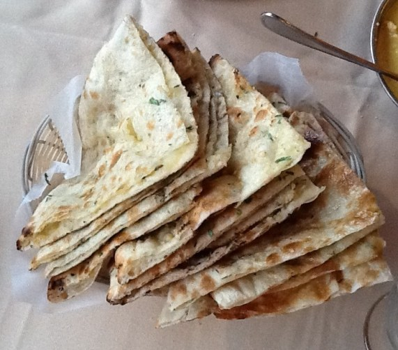 Assorted Indian Breads