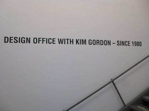 Design Office with Kim Gordon - Since 1980,