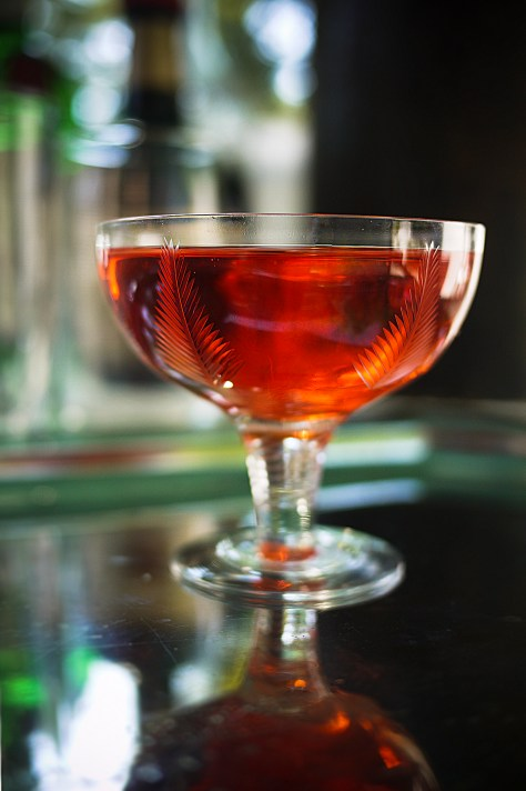 The Patron Cocktail