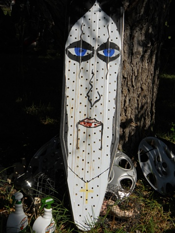 Alice Cooper Ironing Board by Scott Stevens