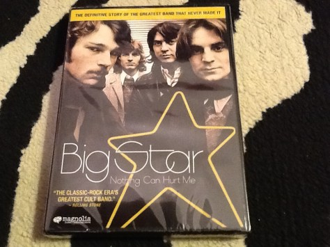 Big Star Nothing Can Hurt Me DVD