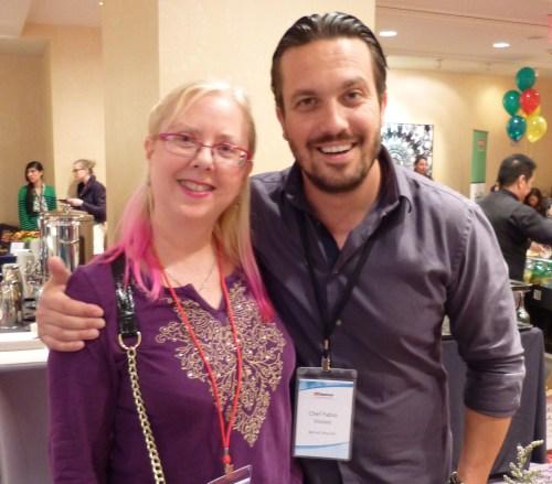 Gail and Fabio