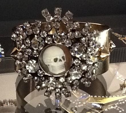 Skull Cameo Cuff