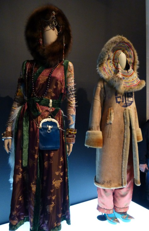 Russian and Eskimo Ensembles