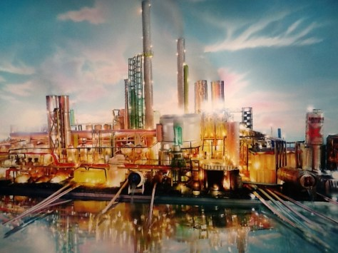 Waterfront Refinery