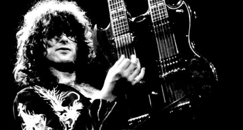 Jimmy Page Double Neck