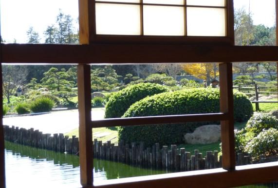 Japanese Garden Tatami Room