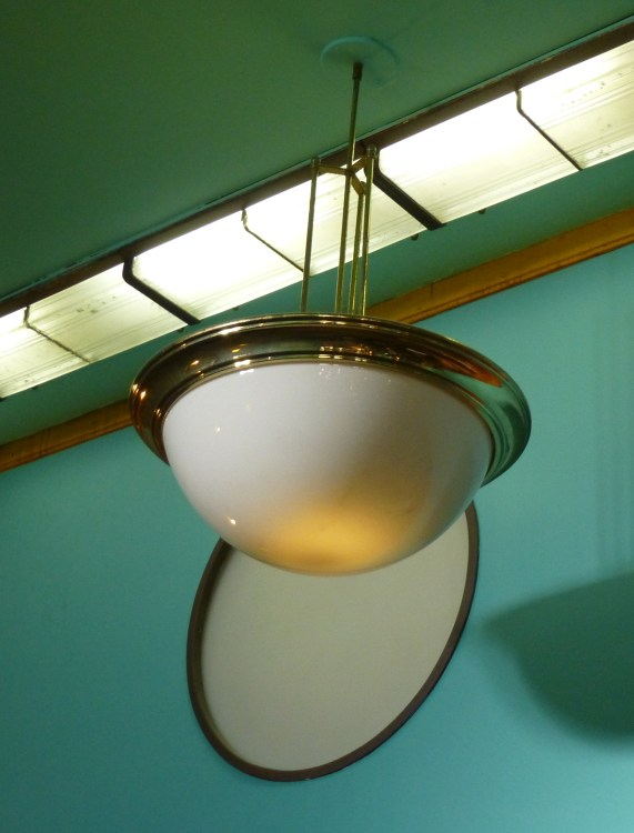 Deco Pendant Light