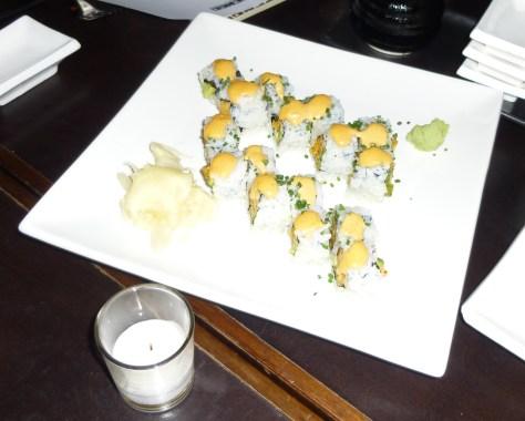 Shrimp Tempura Rolls