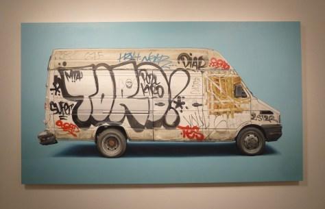 Kevin Cyr Toro Van