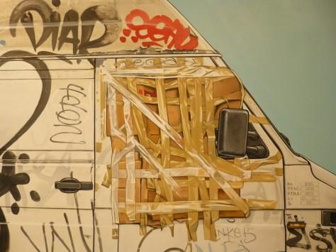 Kevin Cyr Toro Truck Detail