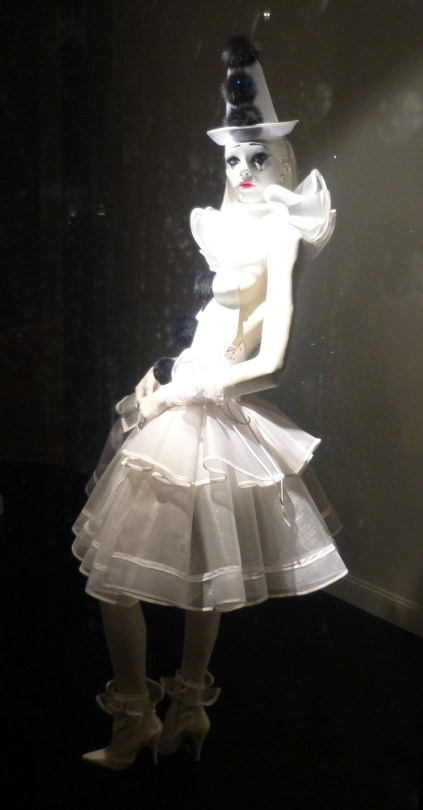 Fashion Circus Window Display