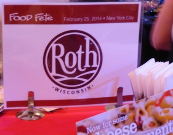 Roth Cheese Signage