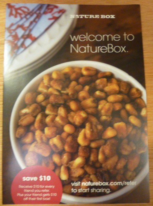 Welcome to Nature Box