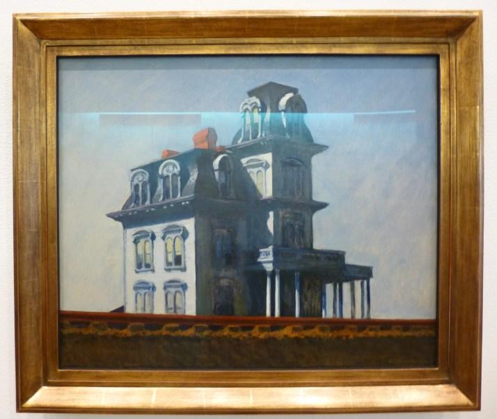 Edward Hopper House By The Railroad