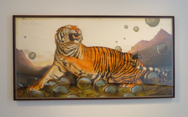 Walton Ford Tiger