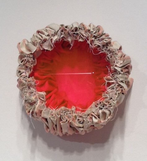 Circular Plexiglass Group #2 Close Up