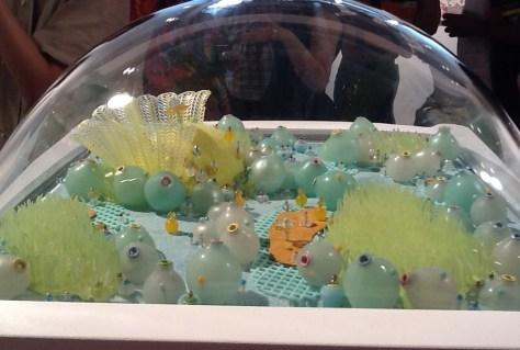 Sally Curcio Bubble Sculpture