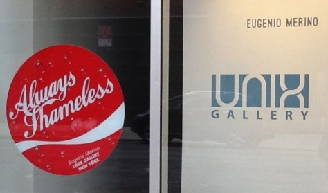 Gallery and Exhibit Signage