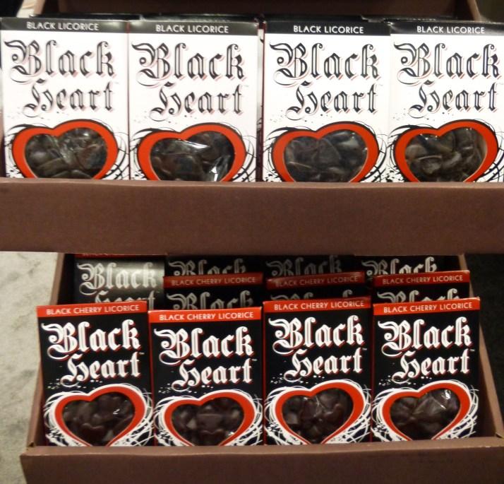Black Heart Licorice