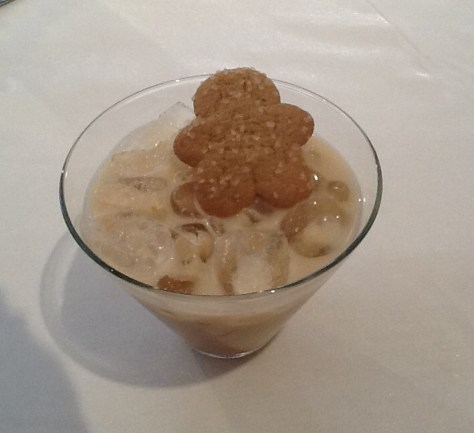 Gingerbread Man Cocktail