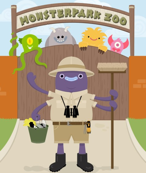 Monsterpark Zoo Promo 2