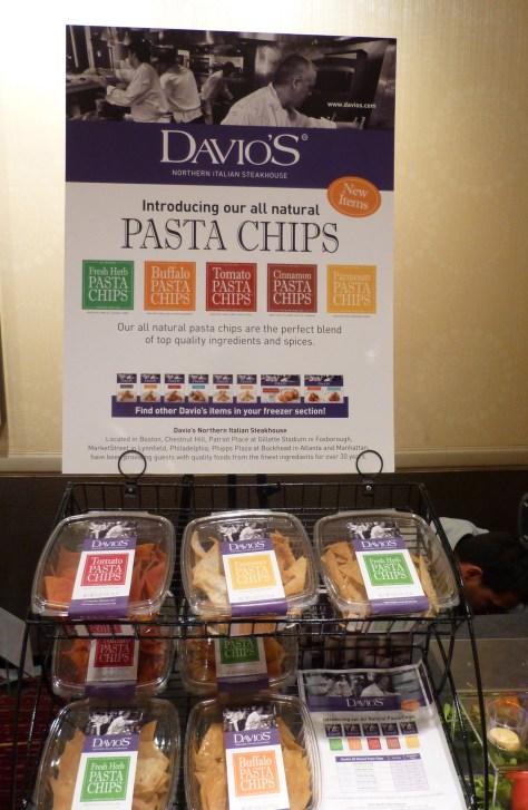 Davios Pasta Chips